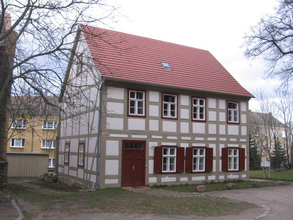 Angermünde, Kirchplatz 1 (nach der Sanierung)