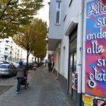 Herrfurthstraße mit Mädchencafe Schilleria