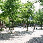 Falkplatz, Foto: M. Hühn