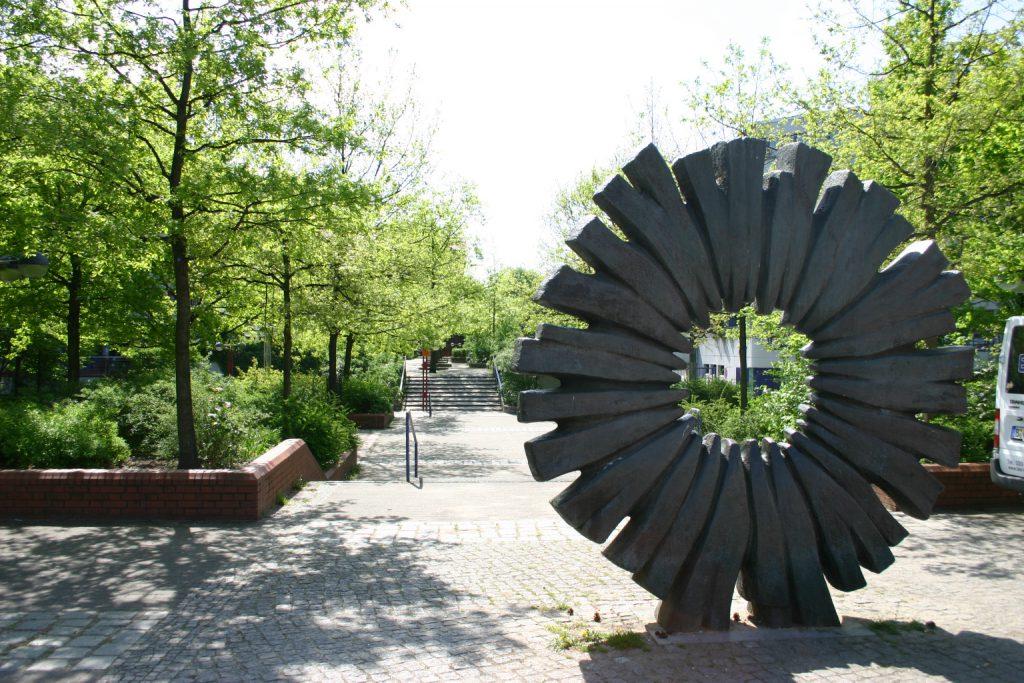 Rollberger Sonne, Foto: M. Hühn