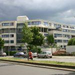 Ringbau Rollbergsiedlung, Foto. M. Hühn