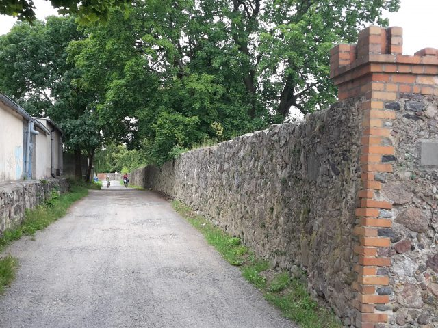 Stadtmauer Müncheberg