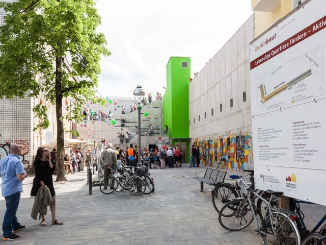 Tag der Städtebauförderung 2016 in Berlin-Neukölln