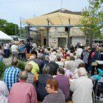 Richtfest Bahnhof Velten - Tag der Städtebauförderung 2015