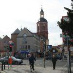Blick zur Altstadt Spandau
