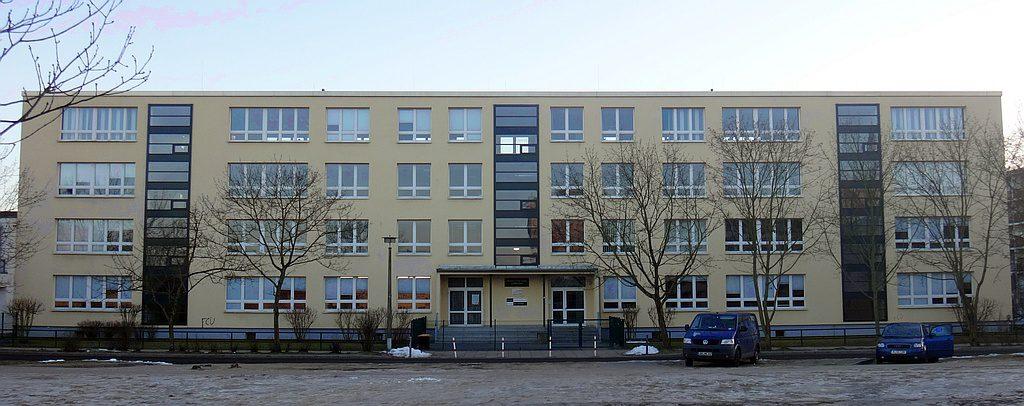 Heinitz-Gymnasium in Rüdersdorf bei Berlin