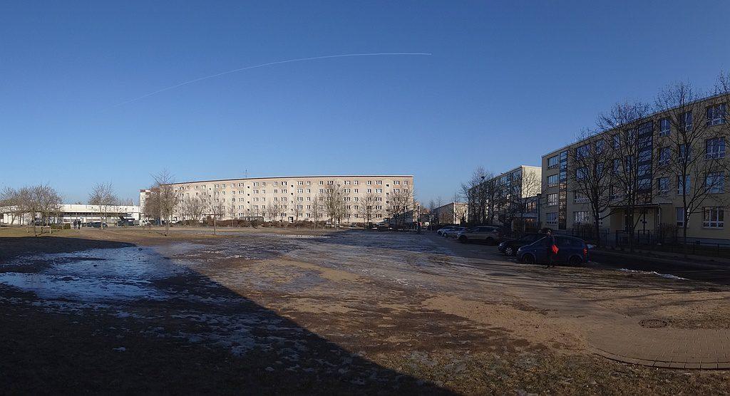 Wettbewerb Rüdersdorf (Quartiersplatz)