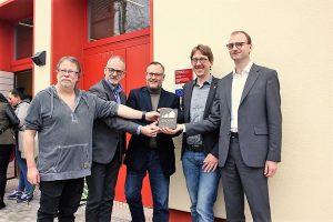 Eröffnung Veranstaltungs- und Begegnungszentrum Rollberg