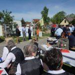 """Vorstellung des Vorhabens """"Feuerwehrgerätehaus Lietzen"""