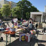 Trödelmarkt auf dem Boulevard, Foto: Regina Friedrich