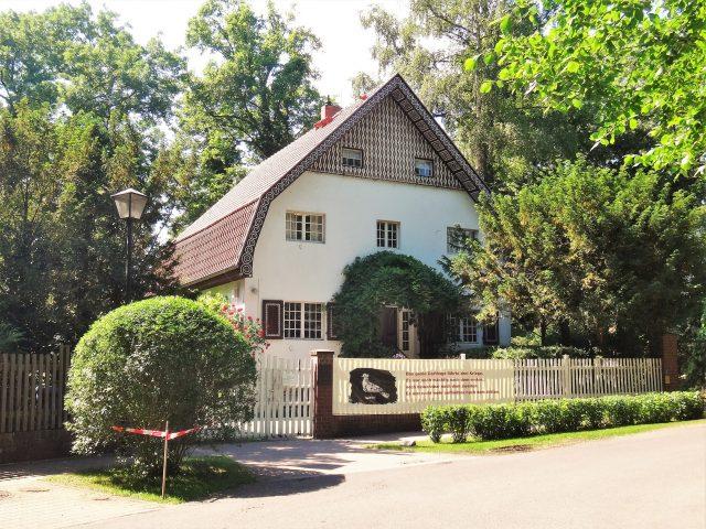 Brecht-Weigel-Haus Buckow