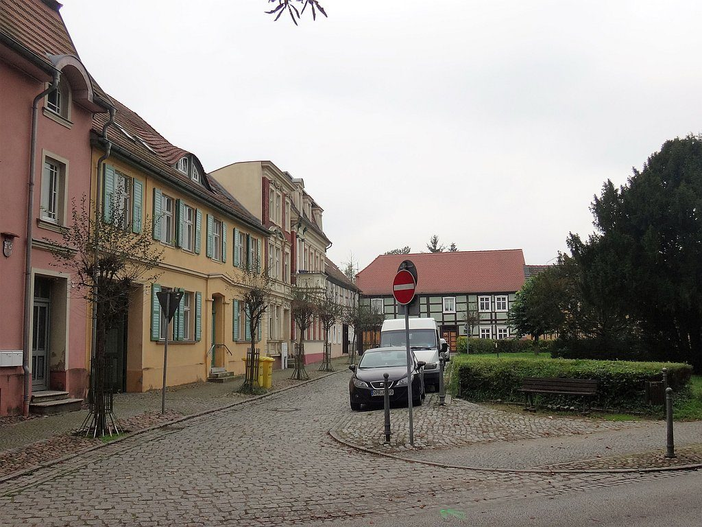 """Sanierungsgebiet """"Altstadt und Spiegelberg"""" in Neustadt (Dosse)"""