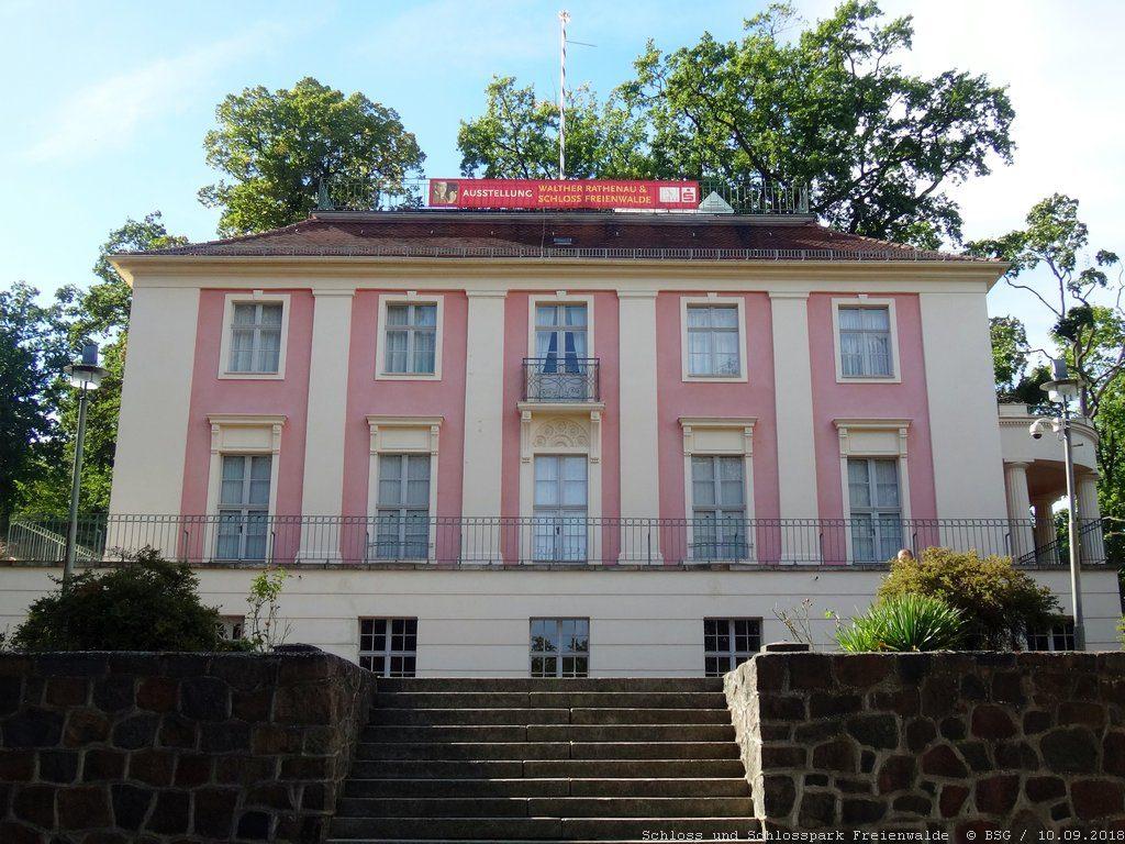 Schloss Freienwalde (Konzeptvergabe)