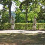 Terrasse Schlosspark