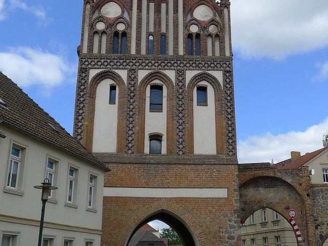Denkmal des Monats August: Ruppiner Tor in Gransee