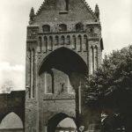 Ruppiner Tor in Gransee (historisch)