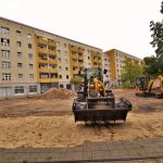 Neugestaltung Boulevard Kastanienallee