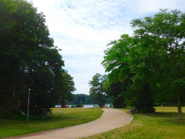 Wettbewerb Kulturpark und Landratsamt Strausberg