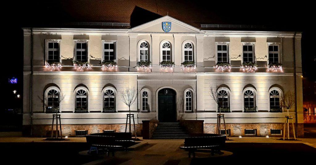 Rathaus Seelow