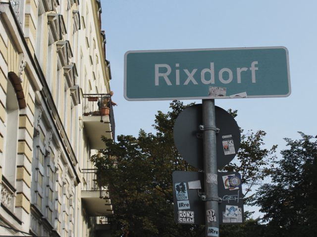 Quartiersmanagment Rixdorf
