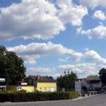 Marktplatz Rüdersdorf vor Neubau