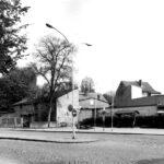 Busbahnhof Rüdersdorf in den 1980er Jahren