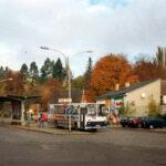 Busbahnhof Rüdersdorf um 1992